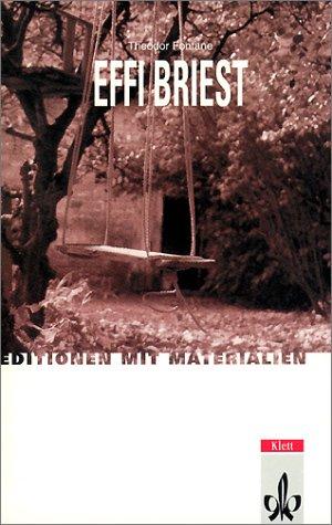 Effi Briest (German Edition): Fontane, Theodor