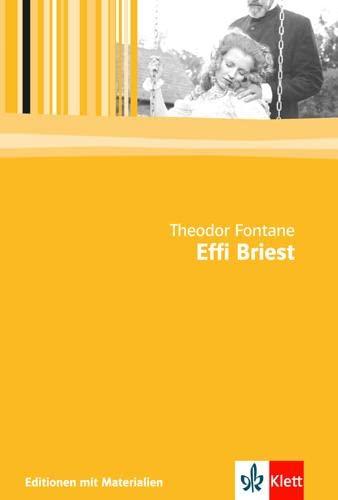 9783123518119: Effi Briest. Mit Materialien