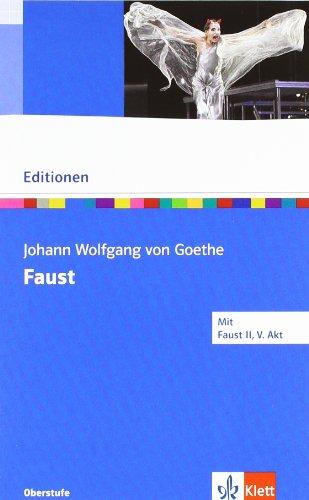 9783123524028: Faust I: Textausgabe mit Materialien