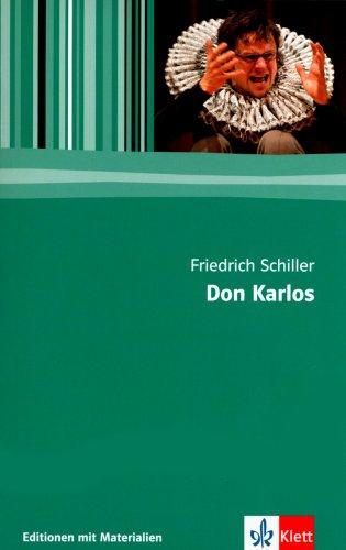 Don Karlos: Schiller, Friedrich