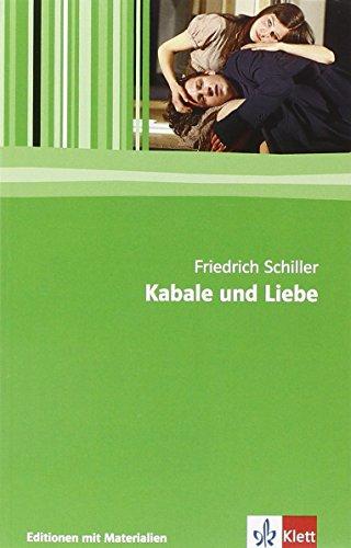 9783123524691: Kabale und Liebe: Textausgabe mit Materialien
