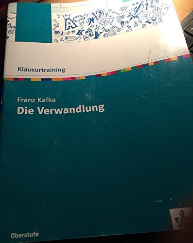 9783123524721: Franz Kafka: Die Verwandlung: Arbeitsheft