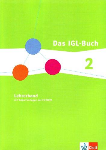 9783124088215: Das IGL-Buch. Ausgabe für Nordrhein-Westfalen - Neubearbeitung. Lehrerband mit Kopiervorlagen auf CD-ROM 7./8. Schuljahr: Gesellschaftslehre Gesamtschule