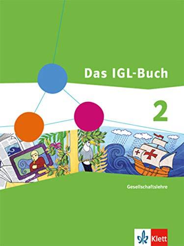 9783124089229: Das IGL-Buch 2. Schülerband. Gesellschaftslehre Hessen