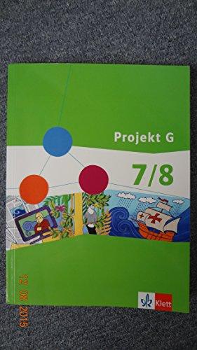 9783124089243: Projekt G. Schülerband Klasse 7/8