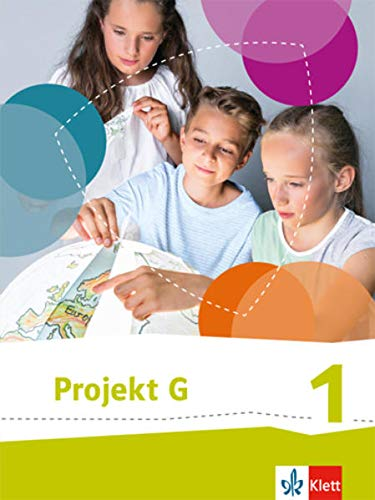 9783124089434: Projekt G - Ausgabe für Hamburg, Niedersachsen und Bremen. 5./6. Klasse. Schülerbuch 1