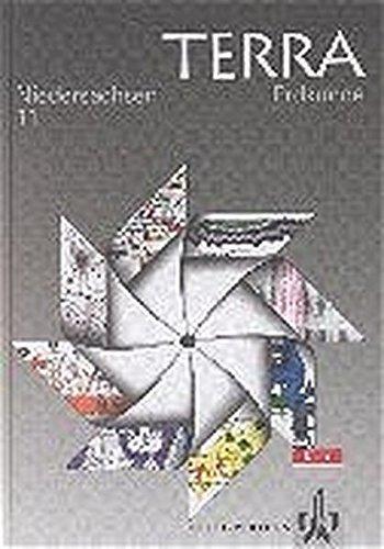 9783124094308: TERRA Erdkunde Niedersachsen. 11. Schuljahr: Schülerbuch