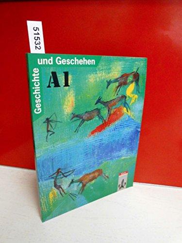 9783124100108: Geschichte und Geschehen, Ausgabe A für Nordrhein-Westfalen, Berlin, Bremen, Hamburg, Hessen, Mecklenburg-Vorpommern und, Bd.1