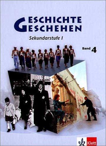 9783124110817: Geschichte und Geschehen 4. Schülerbuch: Nordrhein-Westfalen, Mecklenburg-Vorpommern