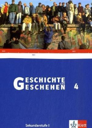 9783124111814: Geschichte und Geschehen H4. Schülerbuch. Hessen G8: Achtstufiges Gymnasium