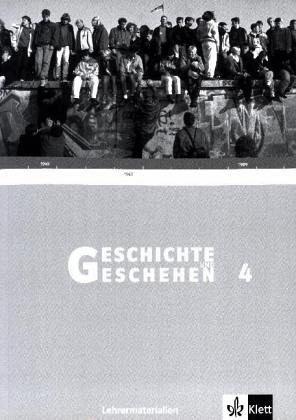9783124112835: Geschichte und Geschehen, Neu, Ausgabe Baden-Württemberg 9. Schuljahr, Lehrerband