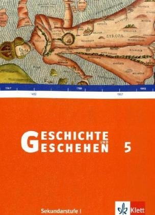 9783124112903: Geschichte und Geschehen B 5. Schülerband. Baden-Württemberg