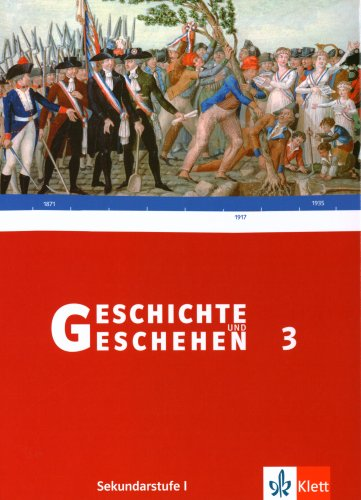 Geschichte und Geschehen - aktuelle Ausgabe: Geschichte: Epkenhans, Michael, Fries,