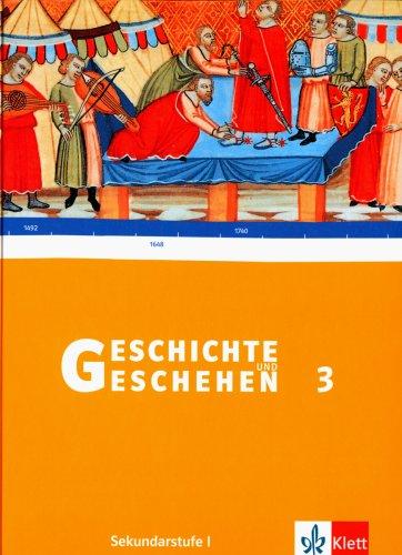 9783124114600: Geschichte und Geschehen G 3. Schülerbuch. Neubearbeitung Ausgabe G. Niedersachsen: Sekundarstufe I