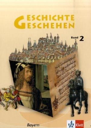 9783124115607: Geschichte und Geschehen K2. Schülerbuch. Bayern