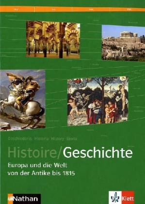 9783124165121: Europa und die welt von der antike bis 1815. Per le Scuole superiori