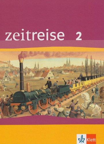9783124240200: Zeitreise 2. Sch�lerbuch. Niedersachsen. Neubearbeitung