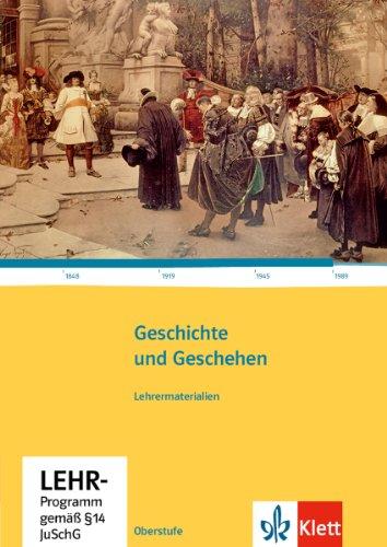 Geschichte und Geschehen [import allemand]