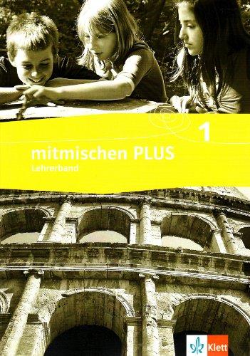 9783124320117: mitmischen Band 1. Lehrerband. Neubearbeitung f�r Rheinland-Pfalz und Saarland