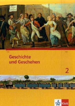 9783124430205: Geschichte und Geschehen. Schülerband 2 mit CD-ROM. Ausgabe für Nordrhein-Westfalen