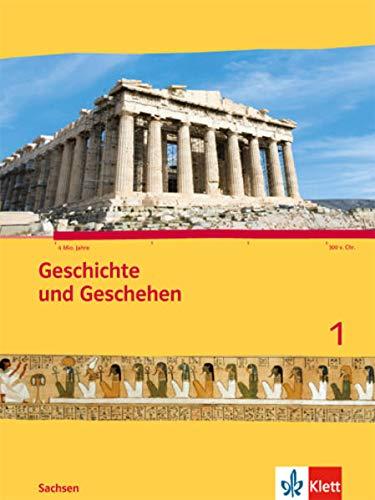 9783124439109: Geschichte und Geschehen. Ausgabe für Sachsen. Schülerbuch 5. Schuljahr