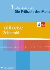 9783124510150: Zeitreise. Zeitstrahl (Poster)