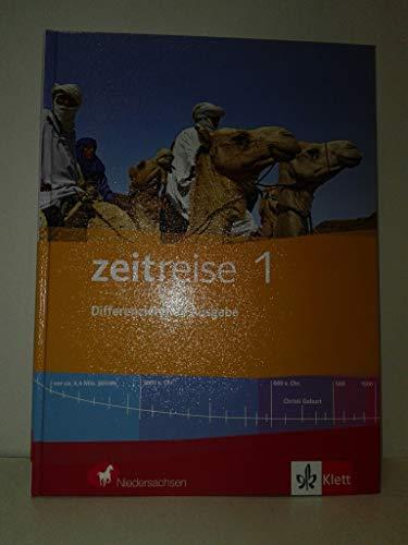 9783124540409: Zeitreise 1. Schülerband. Differenzierende Ausgabe für Niedersachsen, Bremen