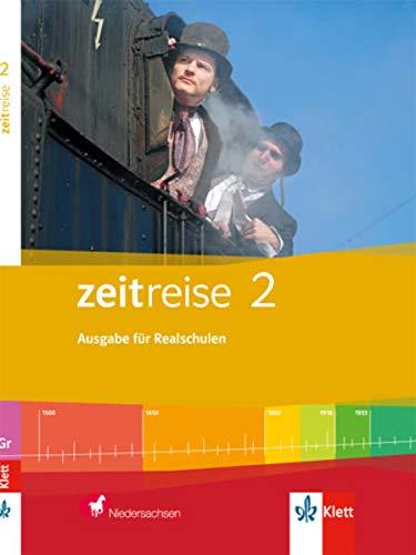 9783124540430: Zeitreise 1. Schülerbuch. Ausgabe für Realschulen in Niedersachsen 2015