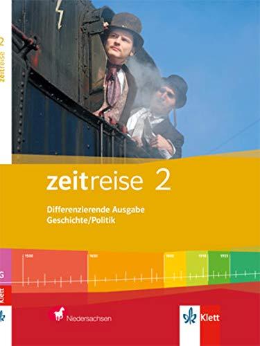 9783124540508: Zeitreise 2. Schülerband. Differenzierende Ausgabe für Niedersachsen und Bremen