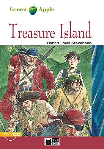 9783125000582: Treasure Island. Buch + Audio-CD: Englische Lektüre für das 4. und 5. Lernjahr