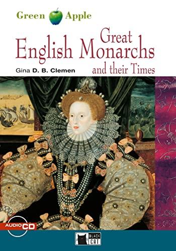 9783125000698: Great English Monarchs and their Times. Buch + CD-ROM: Englische Lektüre für das 4. und 5. Lernjahr