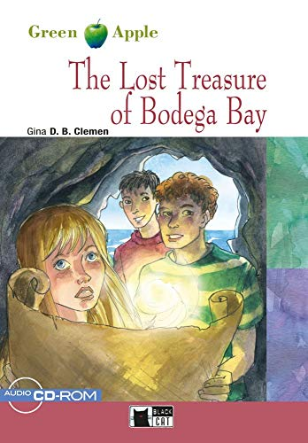 9783125000704: The Lost Treasure of Bodega Bay. Buch + CD-ROM