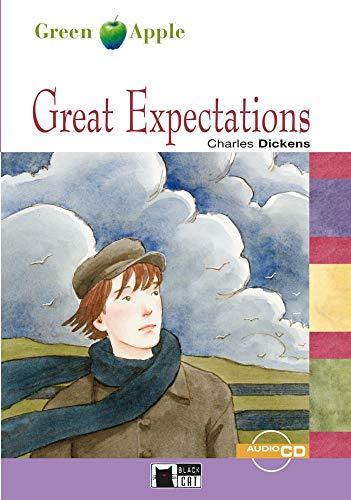 9783125000766: Great Expectations. Buch + Audio-CD: Englische Lektüre für das 2. und 3. Lernjahr