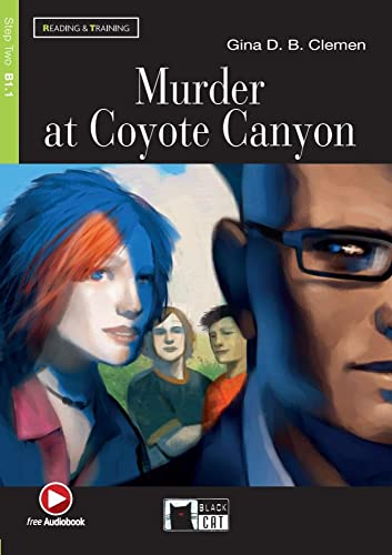 9783125000780: Murder at Coyote Canyon. Buch + CD-ROM