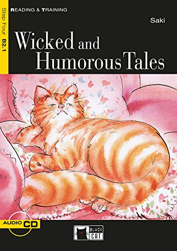 9783125001749: Wicked and Humorous Tales. Buch + Audio-CD