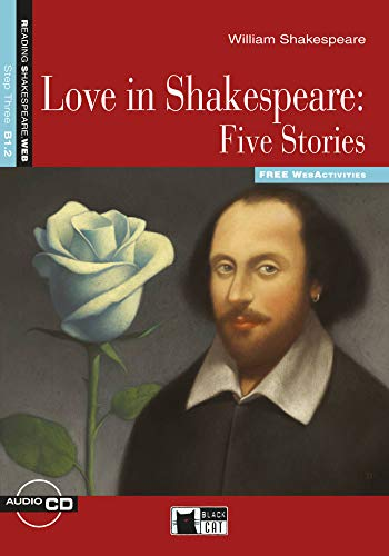 9783125001930: Love in Shakespeare - Five Stories. Buch + Audio-CD