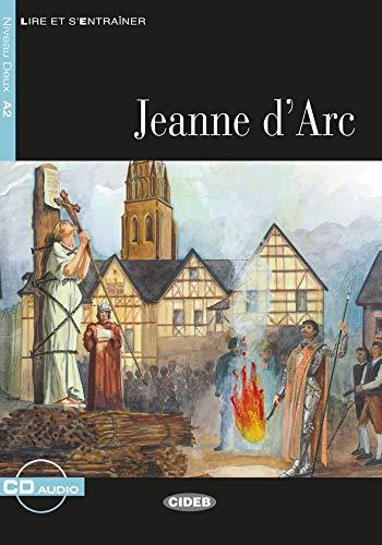 9783125002852: Jeanne d'Arc. Buch + Audio-CD: Französische Lektüre für das 2., 3. und 4. Lernjahr
