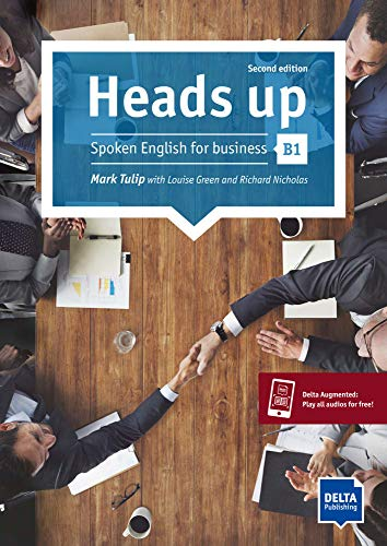Heads up B1: Spoken English for business.: TULIP MARK