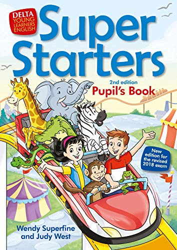 9783125013872: Super Starters: An activity-based course for young learners. Pupil's Book