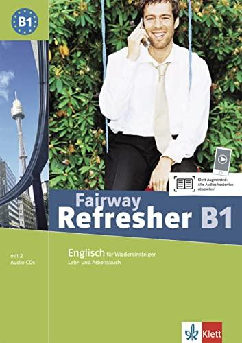 9783125014725: Fairway Refresher B1. Lehr- und Arbeitsbuch + 2 Audio-CDs