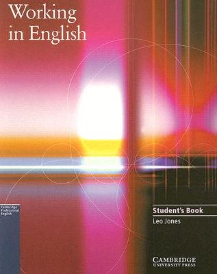 Working in English Student's Book, Klett edition (9783125027336) by Jones, Leo