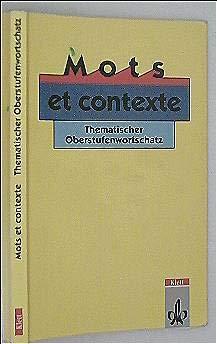 Mots et contexte: Fischer, Wolfgang
