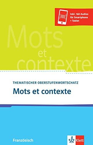 9783125027855: Mots et contexte - Neubearbeitung