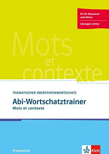 9783125027886: Mots et contexte. Cahier d'activités B2