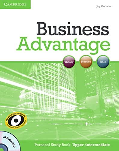 9783125028180: Business Advantage B2. Upper-Intermediate. Personal Study Book with Audio CD