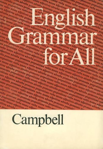 9783125056008: English Grammar for All. (Lernmaterialien)