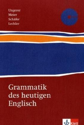 9783125057005: Grammatik des heutigen Englisch