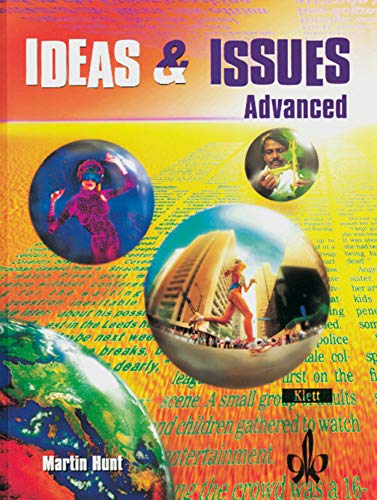 9783125084230: Ideas and Issues. Advanced Students Book
