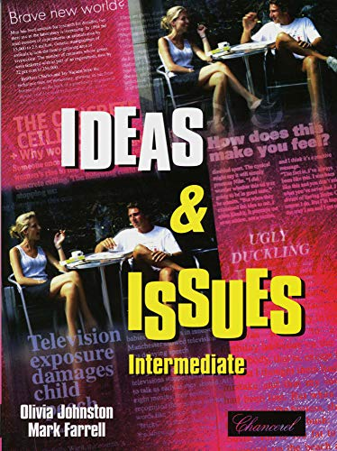 9783125084520: Ideas and Issues: Intermediate Student's Book with Workbook