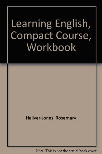 9783125094505: Learning English, Compact Course, Workbook